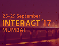 Interact logo animation