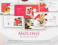 MOLINO - MODERN POWERPOINT TEMPLATE