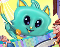 Rescue Cats (game)