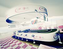 LG - F1 Partnership Tour