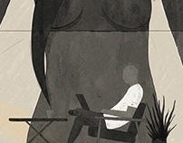Personal illustration | exhibition