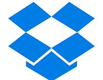 dropbox logo animation