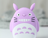 Power Bank Totoro