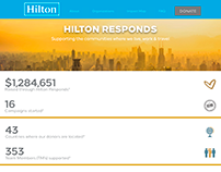 Hilton Responds