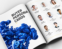 Buyer Persona Print Mgazine