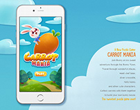 Carrot Mania Mobile Game