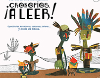"""Propuesta para convocatoria """"Imagen Feria del Libro"""""""