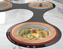 'ada' induction cooker