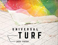 Universal Turf exhibition materials, 2018
