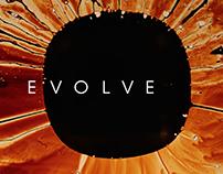 EVOLVE. LOVE. OLED.