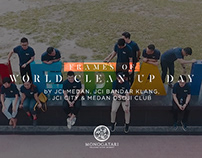 World Clean Up Day in 60 Seconds - Event Highlight