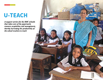 U-Teach: A support service for the BMC Schools