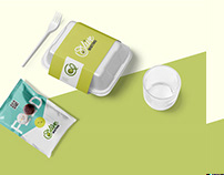 Olive Bistro Logo Design