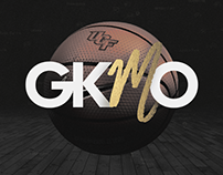 UCF Basketball Tournament Motion Graphics