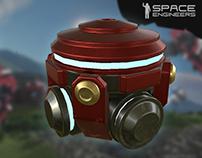 PBR: Gravity Generator