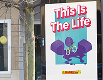 This Is The Life - Starburst Promotion