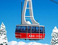 Are Ski Poster