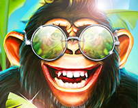 Jungle cash (Slot machine)