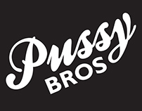 Pussy Bros: Comedy Group Web Assets