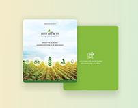 Brochure Design - Amrut Farms
