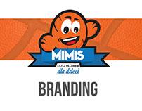 BRANDING - Mimis Basketball