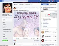 Zumanity By Cirque du Soleil - Steamy Midnight Bath