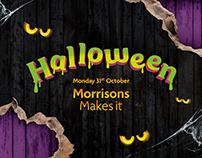 / Morrisons • Halloween