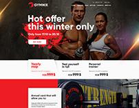 Gym Fitness Club Gymnix Crossfit