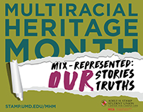 Multiracial Heritage Month