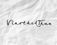 Vinothek Thun | Logo Design