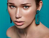 Beauty Editorial for Scorpio Jin Magazine