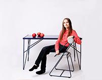 Набор мебели для столовой.
