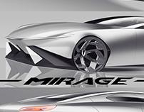 Changan Mirage Sedan quick project