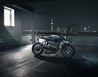 BMW R80 MONOLEVER