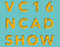 #VC16 NCAD SHOW