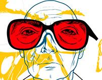 José Saramago Homem-Rio Animação de Ilustrações SIC