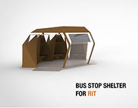 Bus Shelter for RIT