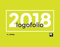 Logofolio .2018 | M.design
