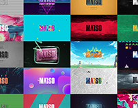 Matso Logo Diffusion / Motion Graphic