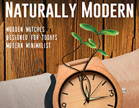Havern Woodworks Abstract Ad