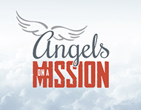 Logo and Intro Letter | Angels on a Mission