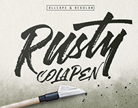 Rusty Cola Pen by maghrib