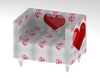 love armchair