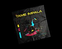 Album cover - Experimental - Tame Impala
