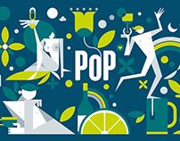 POP Milano Murals