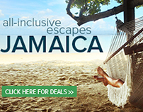 All-Inclusive Escapes: Image Ads