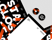 Stay Close in Seoul Identity Design