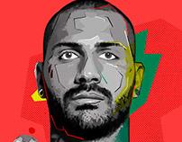 Ricardo Quaresma - Portugal Players - UEFA Euro 2016
