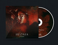 Heonia - Portraits CD Packaging Design