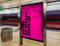 Metro Ad Screen Mock-Ups 6 (v.3)